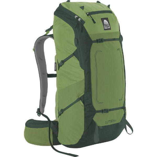 (取寄)グラナイトギア ユニセックス ルッセン 35L バックパック Granite Gear Men's Lutsen 35L Backpack Moss/Boreal