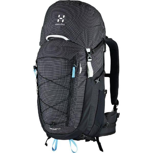 (取寄)ホグロフス レディース ローズ 40L バックパック Haglofs Women Rose 40L Backpack True Black