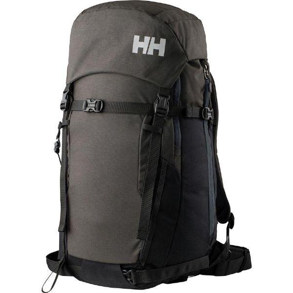 (取寄)ヘリーハンセン ユニセックス Ullr 40L バックパック Helly Hansen Men's Ullr 40L Backpack Ebony