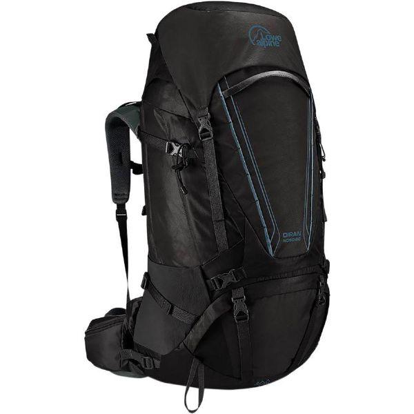 (取寄)ロウアルパイン レディース デュラン ND50:60L バックパック Lowe Alpine Women Diran ND50:60L Backpack Anthracite