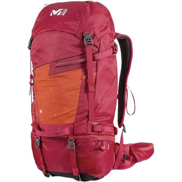 (取寄)ミレー ユニセックス ユービック 40L バックパック Millet Men's Ubic 40L Backpack Rouge/Orange