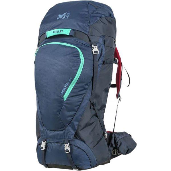 (取寄)ミレー レディース ゴーキョ 50+15LLD バックパック Millet Women Gokyo 50+15L LD Backpack Saphir