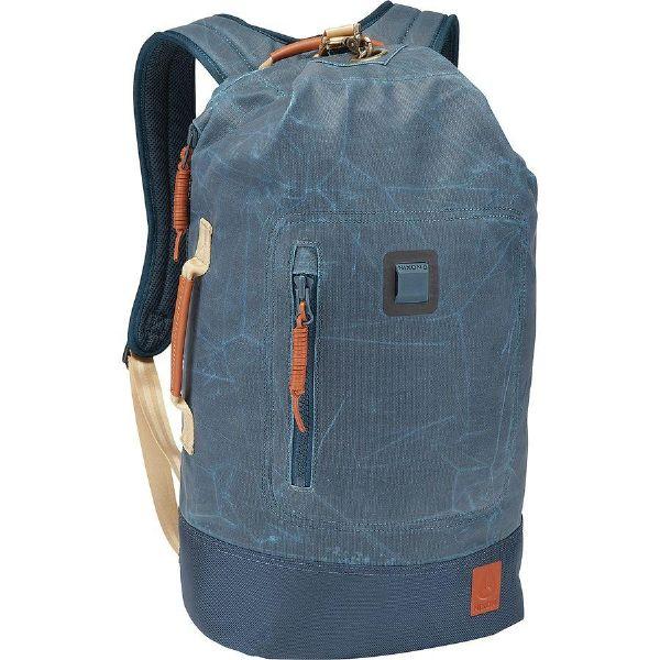 (取寄)ニクソン ユニセックス オリガミ 2 25L バックパック Nixon Men's Origami II 25L Backpack Midnight Navy