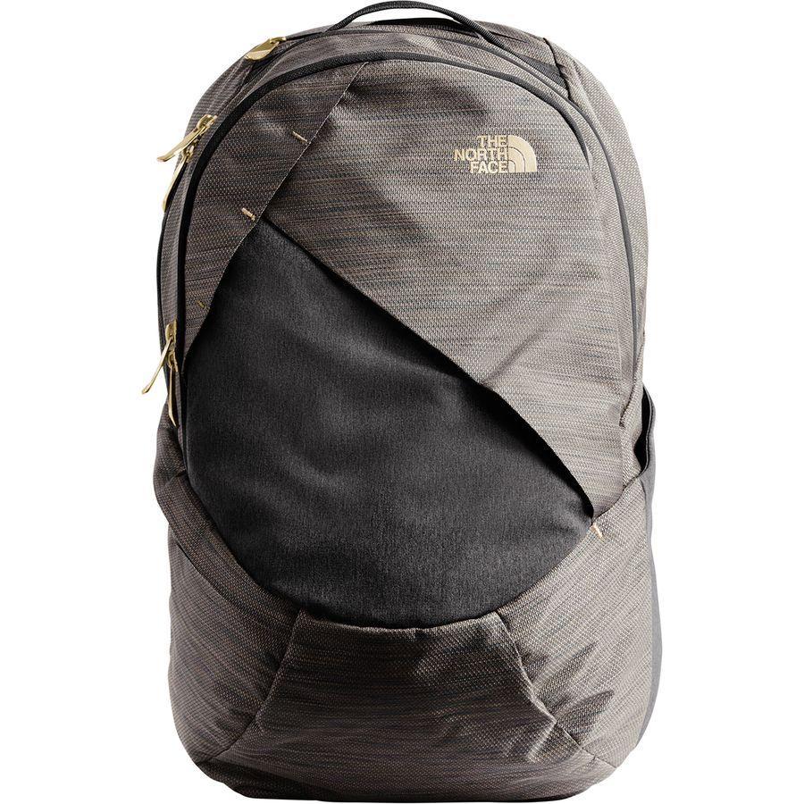 (取寄)ノースフェイス レディース エレクトラ 12L バックパック The North Face Women Electra 12L Backpack Grisaille Grey Dark Heather/Tnf Black