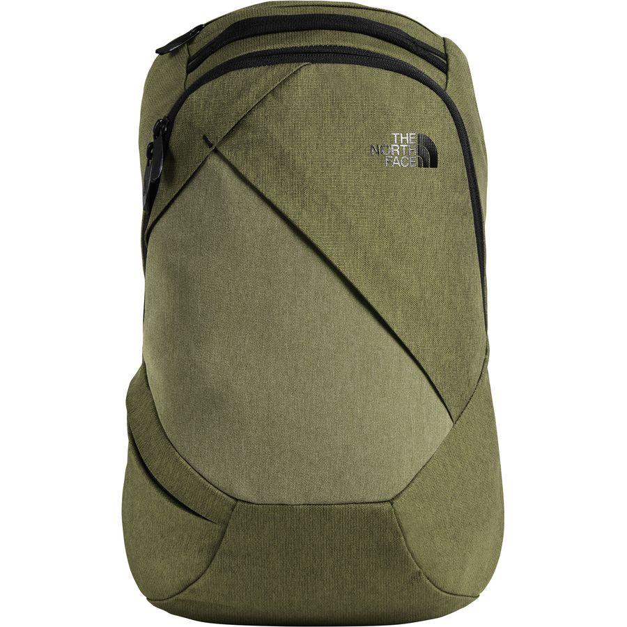(取寄)ノースフェイス レディース エレクトラ 12L バックパック The North Face Women Electra 12L Backpack New Taupe Green Dark Heather/Tnf Black