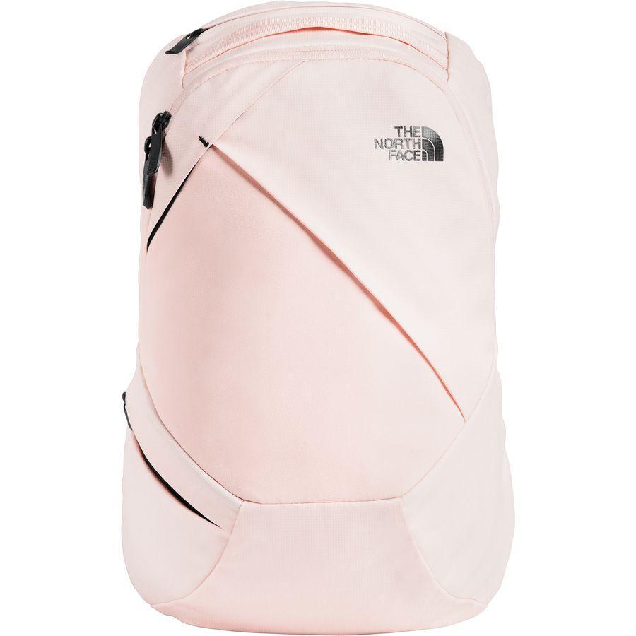(取寄)ノースフェイス レディース エレクトラ 12L バックパック The North Face Women Electra 12L Backpack Pink Salt Light Heather/Tnf Black