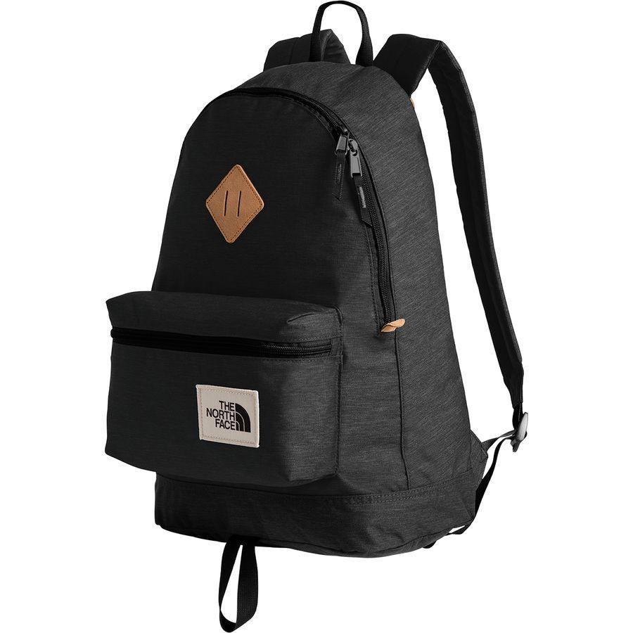 (取寄)ノースフェイス バークレー 25L バックパック The North Face Men's Berkeley 25L Backpack Tnf Black Heather
