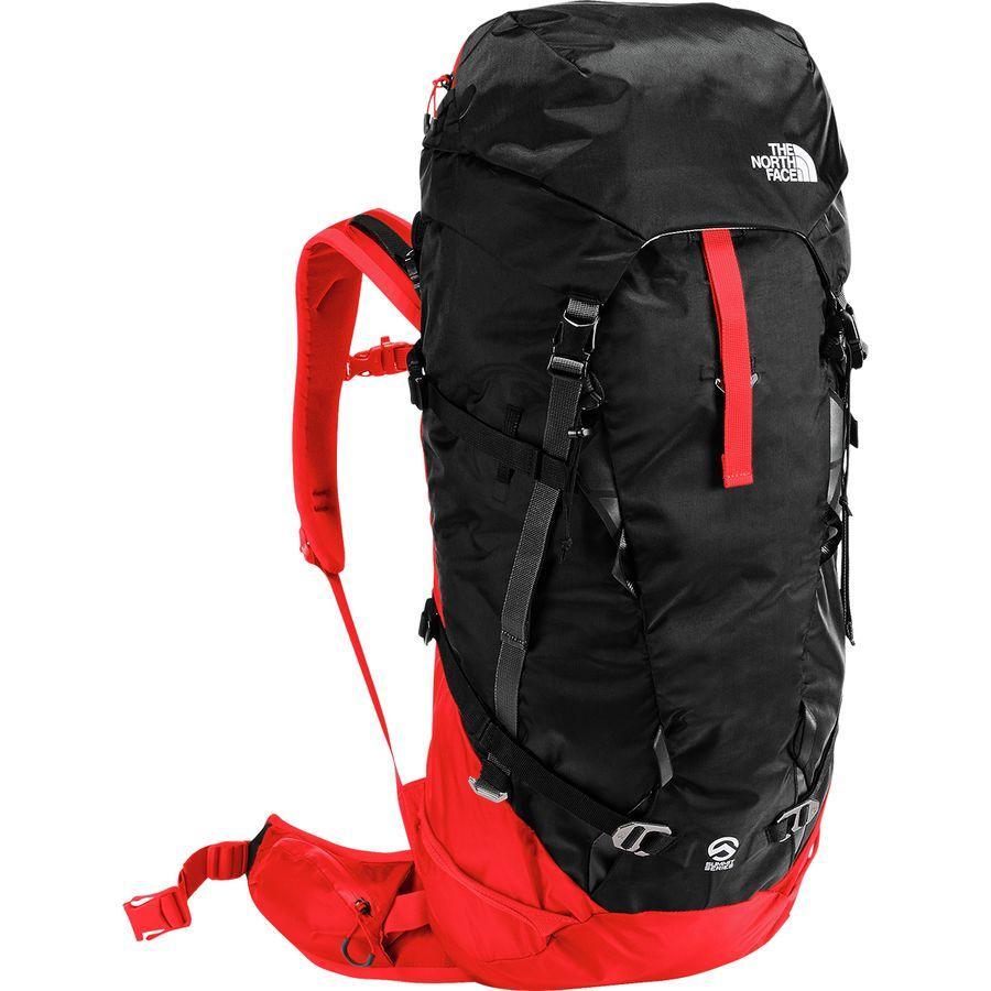 【クーポンで最大2000円OFF】(取寄)ノースフェイス ファントム 38L バックパック The North Face Men's Phantom 38L Backpack Fiery Red/Tnf Black