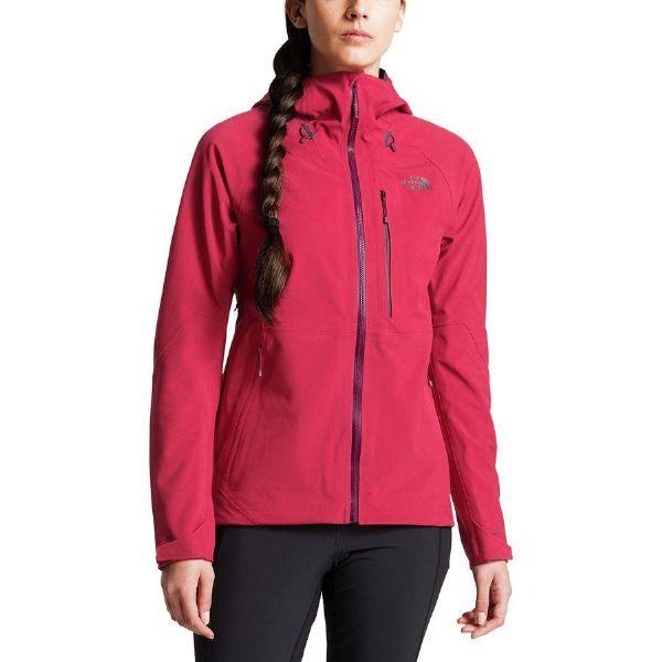 (取寄)ノースフェイス レディース アペックス フレックス Gtx 2.0 ジャケット The North Face Women Apex Flex GTX 2.0 Jacket Rumba Red