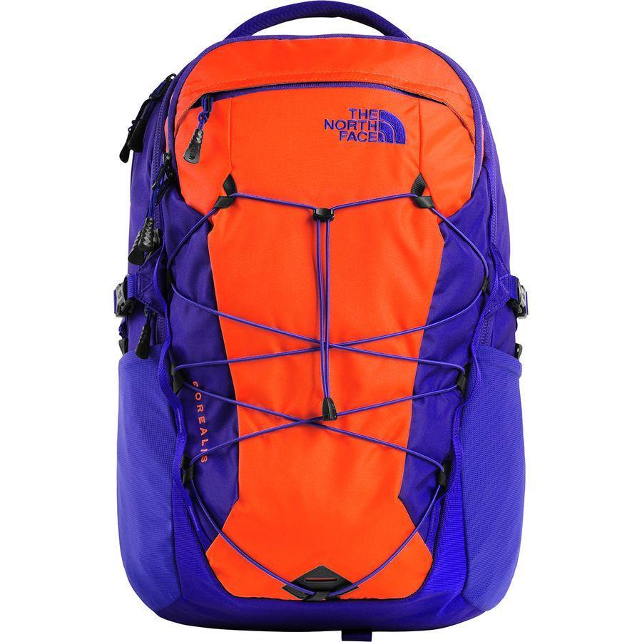 【クーポンで最大2000円OFF】(取寄)ノースフェイス ボレアリス 28L バックパック The North Face Men's Borealis 28L Backpack Persian Orange/Aztec Blue