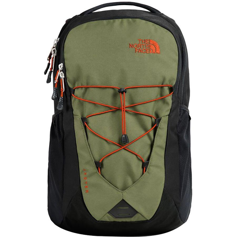 (取寄)ノースフェイス ジェスター 26L バックパック The North Face Men's Jester 26L Backpack Four Leaf Clover/Tnf Black