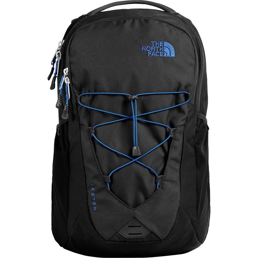 (取寄)ノースフェイス ジェスター 26L バックパック The North Face Men's Jester 26L Backpack Tnf Black/Bomber Blue