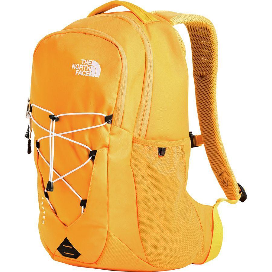 (取寄)ノースフェイス ジェスター 26L バックパック The North Face Men's Jester 26L Backpack Zinnia Orange/Tnf White