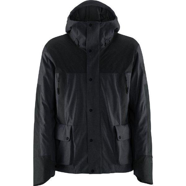 【クーポンで最大2000円OFF】(取寄)ノースフェイス メンズ Cryos インサレーテッド マウンテン Gtx ジャケット The North Face Men's Cryos Insulated Mountain GTX Jacket Weathered Black