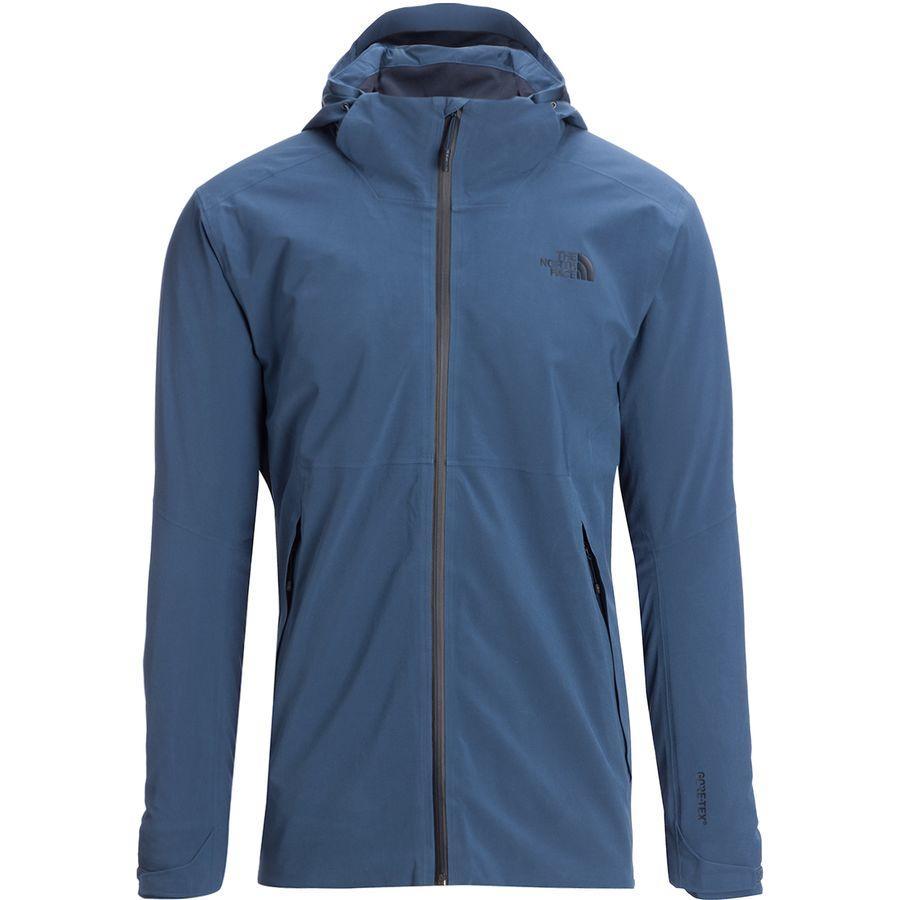 (取寄)ノースフェイス メンズ アペックス フレックス Gtx サーマル フーデッド ジャケット The North Face Men's Apex Flex GTX Thermal Hooded Jacket Shady Blue