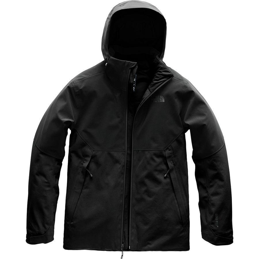 【クーポンで最大2000円OFF】(取寄)ノースフェイス メンズ アペックス フレックス Gtx サーマル フーデッド ジャケット The North Face Men's Apex Flex GTX Thermal Hooded Jacket Tnf Black