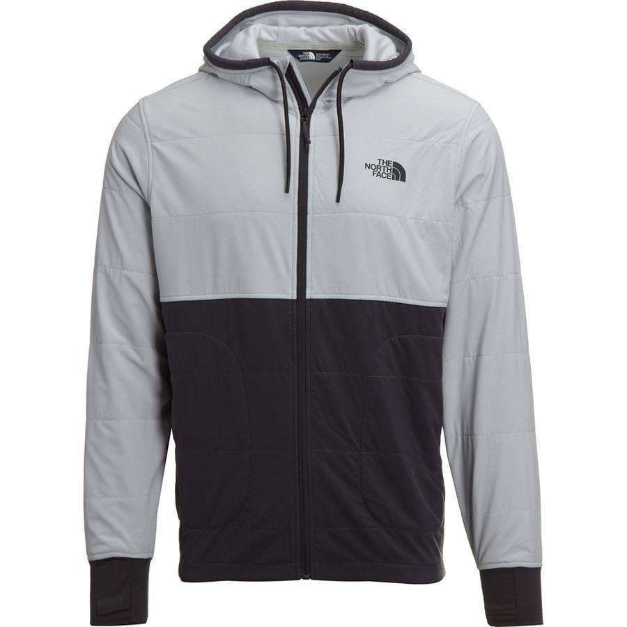 (取寄)ノースフェイス メンズ マウンテン トレーナー 2.0フルジップ パーカー The North Face Men's Mountain 2.0 Full-Zip Hoodie Sweatshirt Asphalt Grey/High Rise Grey