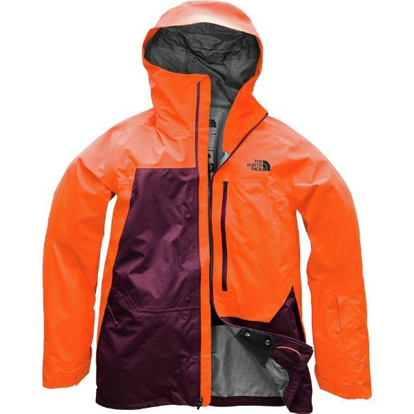 (取寄)ノースフェイス メンズ フリー シンカー フーデッド ジャケット The North Face Men's Free Thinker Hooded Jacket Persian Orange/Fig