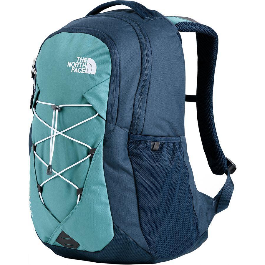 (取寄)ノースフェイス レディース ジェスター 28L バックパック The North Face Women Jester 28L Backpack Blue Wing Teal/Storm Blue