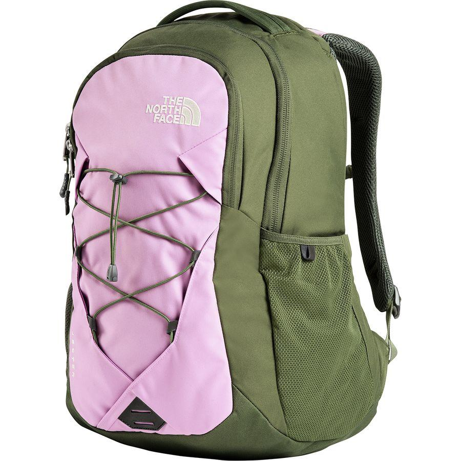 (取寄)ノースフェイス レディース ジェスター 28L バックパック The North Face Women Jester 28L Backpack Four Leaf Clover/Orchid Bouquet
