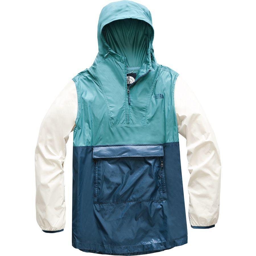 【クーポンで最大2000円OFF】(取寄)ノースフェイス レディース Fanorak 2.0 ジャケット The North Face Women Fanorak 2.0 Jacket Storm Blue Multi