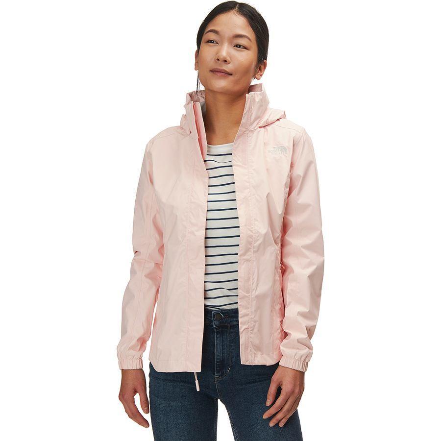 【クーポンで最大2000円OFF】(取寄)ノースフェイス レディース リゾルブ 2 パーカー The North Face Women Resolve II Parka Pink Salt