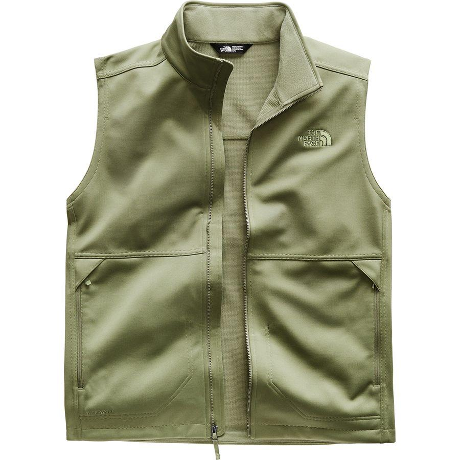 (取寄)ノースフェイス メンズ アペックス Canyonwall ベスト The North Face Men's Apex Canyonwall Vest Four Leaf Clover