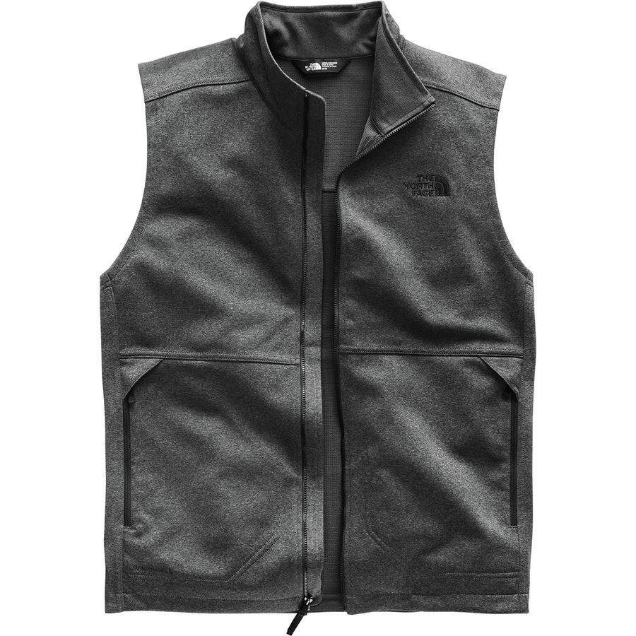 (取寄)ノースフェイス メンズ アペックス Canyonwall ベスト The North Face Men's Apex Canyonwall Vest Tnf Dark Grey Heather
