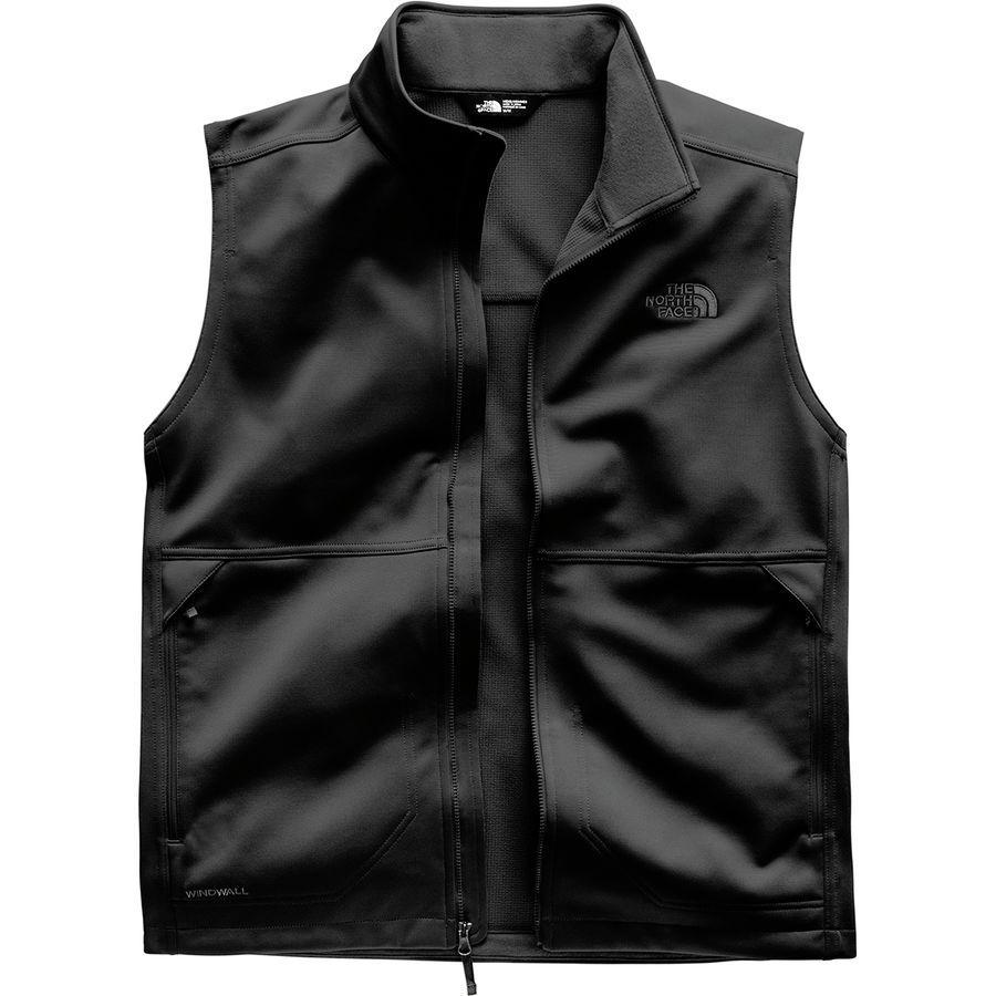 【クーポンで最大2000円OFF】(取寄)ノースフェイス メンズ アペックス Canyonwall ベスト The North Face Men's Apex Canyonwall Vest Tnf Black