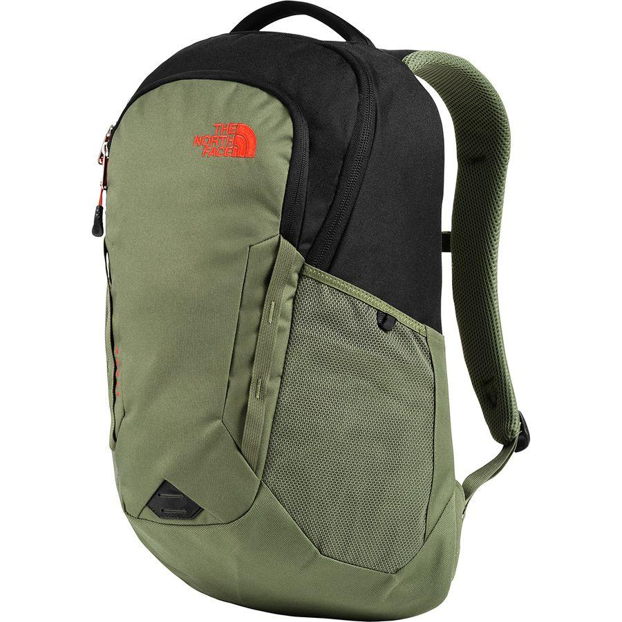(取寄)ノースフェイス ボルト 26.5L バックパック The North Face Men's Vault 26.5L Backpack Four Leaf Clover/Tnf Black