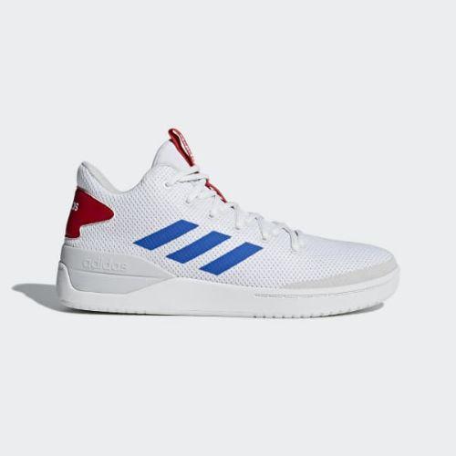 (取寄)アディダス メンズ BBall80s バスケットボールシューズ adidas Men's BBall80s Shoes Cloud White / Blue / Scarlet
