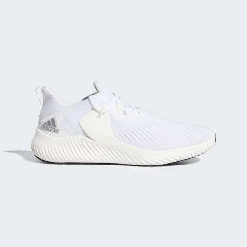 (取寄)アディダス メンズ アルファバウンス RC 2.0 ランニングシューズ adidas Men's Alphabounce RC 2.0 Shoes Cloud White / Raw White / Running White