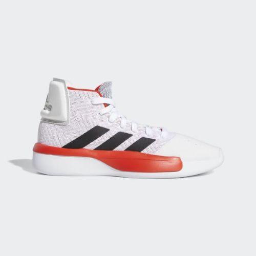 (取寄)アディダス メンズ プロ アドヴバーサリー 2019 バスケットボールシューズ adidas Men's Pro Adversary 2019 Shoes Cloud White / Active Red / Core Black