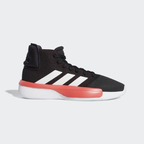 (取寄)アディダス メンズ プロ アドヴバーサリー 2019 バスケットボールシューズ adidas Men's Pro Adversary 2019 Shoes Core Black / Cloud White / Shock Red
