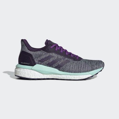 (取寄)アディダス レディース ソラードライブ St ランニングシューズ adidas Women Solardrive ST Shoes Active Purple / Legend Purple / Clear Mint