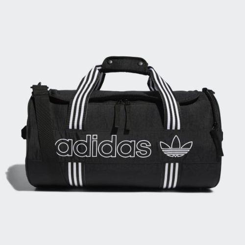 (取寄)アディダス オリジナルス メンズ ロール ダッフル バッグ ダッフルバッグ adidas originals Men's Roll Duffel Bag Black