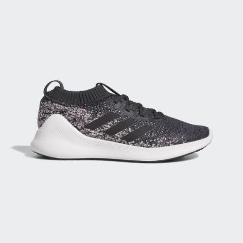 (取寄)アディダス レディース ピュア バウンス+ ランニングシューズ adidas Women Purebounce+ Shoes Carbon / Core Black / True Pink