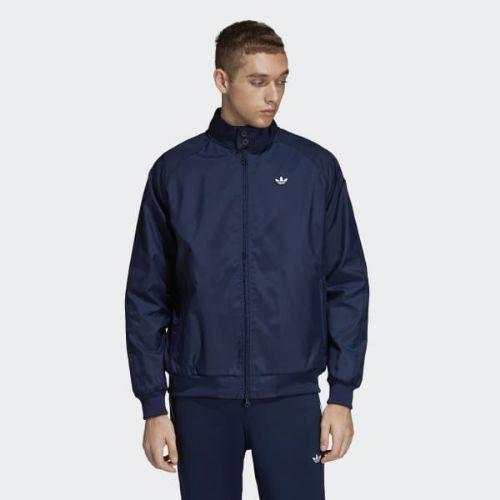 (取寄)アディダス オリジナルス メンズ ハリントン ジャケット adidas originals Men's Harrington Jacket Night Indigo