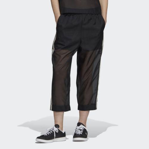 (取寄)アディダス オリジナルス レディース トラック パンツ adidas originals Women Track Pants Black