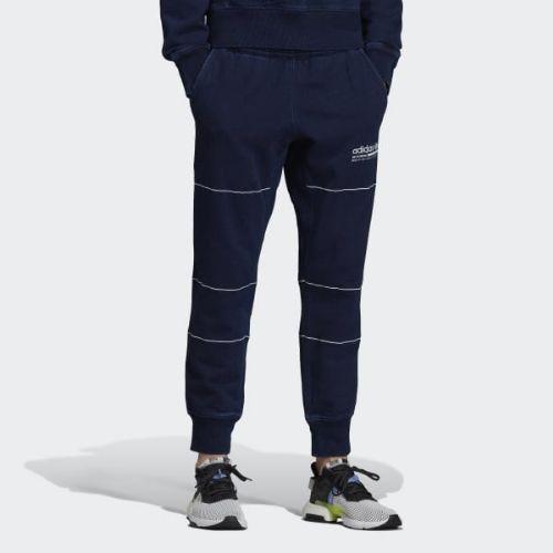 (取寄)アディダス オリジナルス メンズ カバル グラフィック スウェット パンツ adidas originals Men's Kaval Graphic Sweat Pants Night Indigo