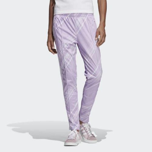 (取寄)アディダス オリジナルス レディース SST トラック パンツ adidas originals Women SST Track Pants Purple Glow