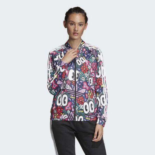 (取寄)アディダス Multicolor オリジナルス Women レディース SST トラック ジャケット adidas originals Women ジャケット SST Track Jacket Multicolor, 久宝寺屋:3003535f --- sunward.msk.ru