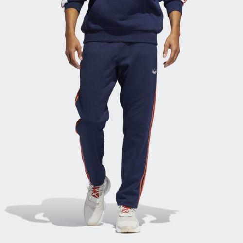 (取寄)アディダス オリジナルス メンズ 3-ストライプス パンツ adidas originals Men's 3-Stripes Pants Collegiate Navy / Raw Amber