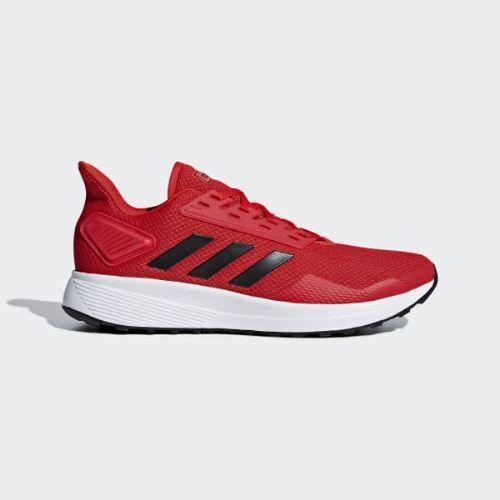 (取寄)アディダス メンズ デュラモ 9 ランニングシューズ adidas Men's Duramo 9 Shoes Active Red / Core Black / Cloud White