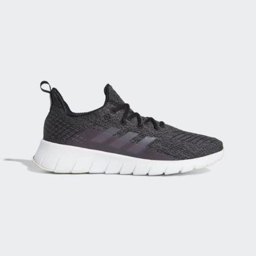 (取寄)アディダス メンズ オズウィーゴ ランニングシューズ adidas Men's Asweego Shoes Core Black / Grey / Grey