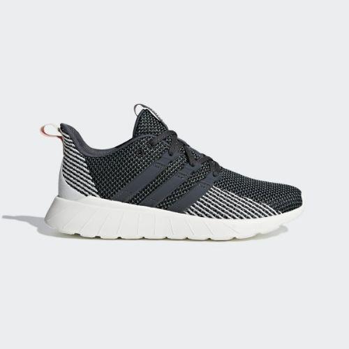 (取寄)アディダス レディース クエスター フロー ランニングシューズ adidas Women Questar Flow Shoes Core Black / Grey / Dust Pink