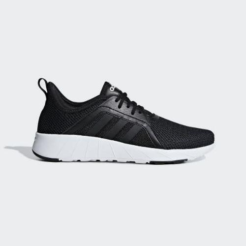 (取寄)アディダス レディース クエスター ランニングシューズ adidas Women Questar Shoes Core Black / Core Black / Grey