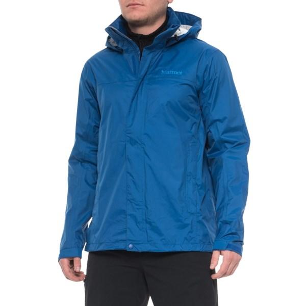 【クーポンで最大2000円OFF】(取寄)マーモット メンズ PreCip ジャケット Marmot Men's PreCip Jacket Dark Cerulean