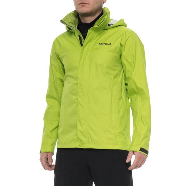 (取寄)マーモット メンズ PreCip ジャケット Marmot Men's PreCip Jacket Macaw Green