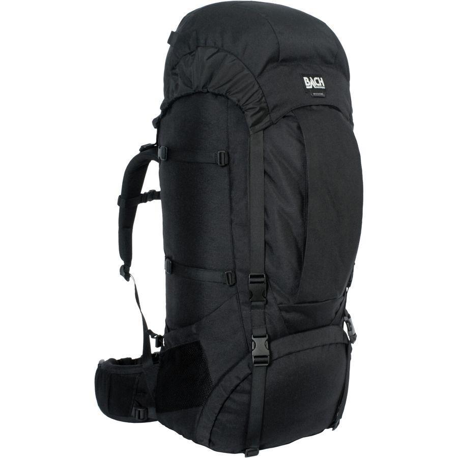 (取寄)バッハ ユニセックス スペシャリスト 1000D378L バックパック Bach Men's Specialist 1000D 3 78L Backpack Black